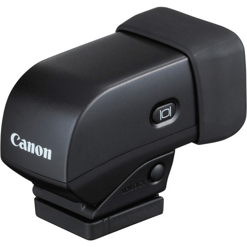 Canon evf dc1 electronic viewfinder