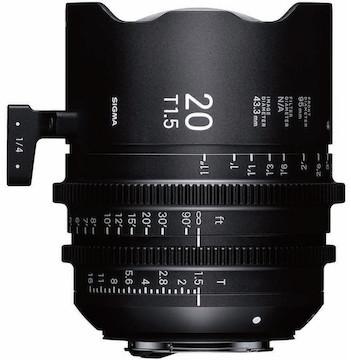 Sigma 20mm