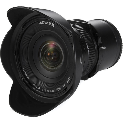 Venus optics laowa 15mm f 4 macro for sony e mount