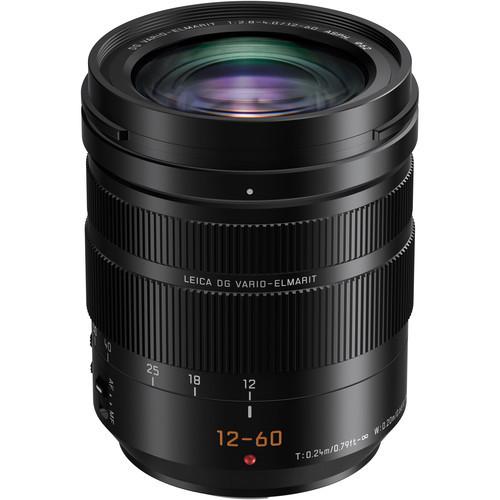 Panasonic leica 12 60mm f 2.8 4 power ois asph micro 4 3 lens