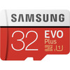 Samsung 32GB EVO Plus UHS-I microSDHC Memory Card (Stock)