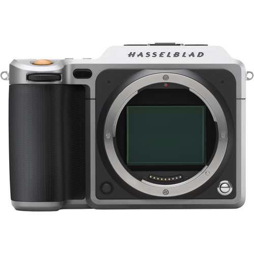 Hasselblad x1d 50c medium format mirrorless camera