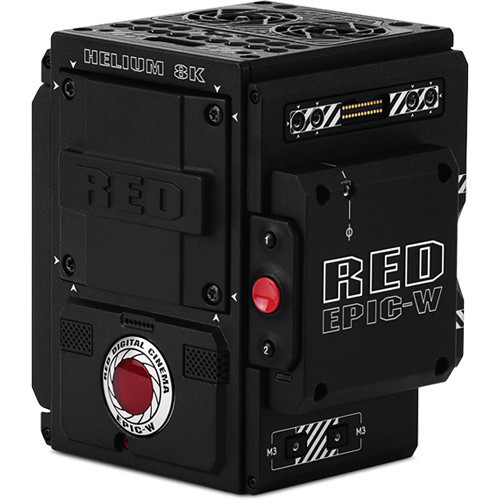 Red epic w helium 8k s35 brain