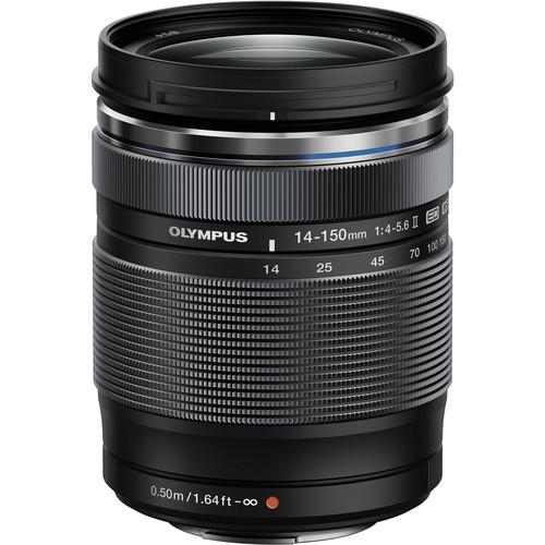 Olympus 14 150mm f 4.0 5.6 ii micro 4 3 lens