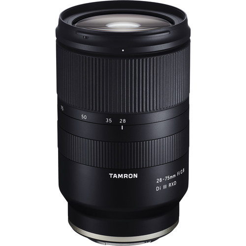 Tamron 28 75mm f 2.8 di iii rxd for sony e mount