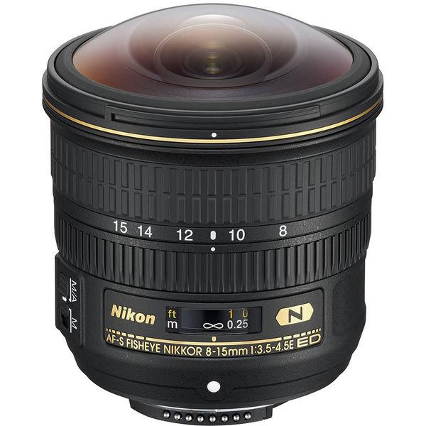 Nikon 20066 af s fisheye nikkor 8 15mm 1341602