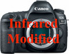 Canon EOS 5D Mark IV IR Modified 850nm Camera (Stock)