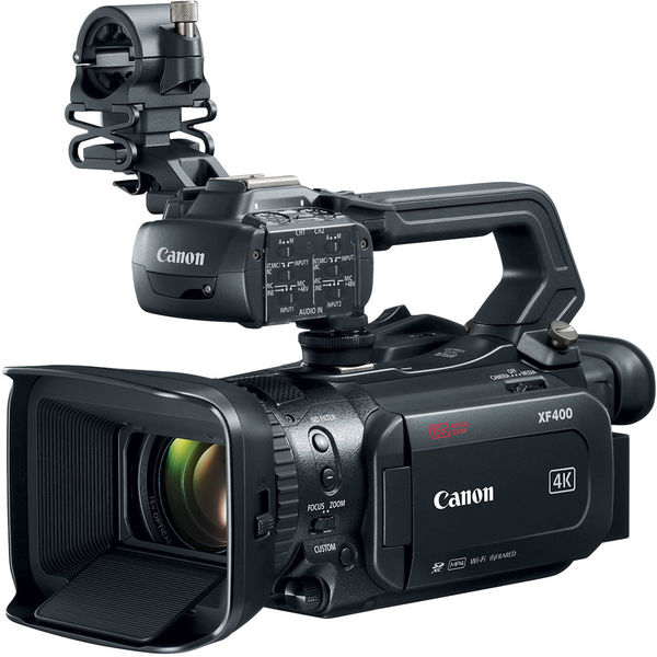 Canon 2213c002 xf400 camcorder with 8 29mp 1361550
