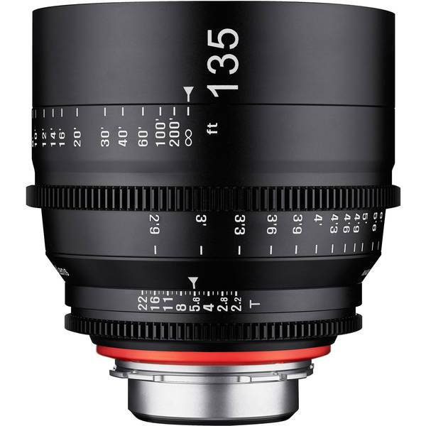 Rokinon xn135c xeen 135mm t2 2 lens 1268782