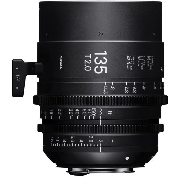 Sigma 240967 135mm t2 0 sony e 1337410
