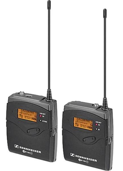 Sennheiser 100 eng g3 wireless bodypack system   range a  516 558 mhz