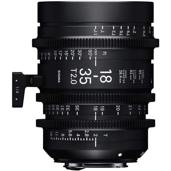 Sigma 210967 18 35mm t2 cine zoom 1324193