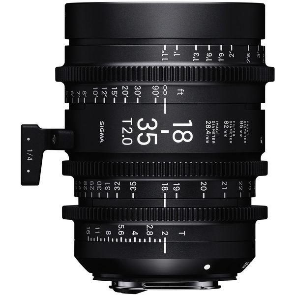 Sigma 210966 18 35mm t2 cine zoom 1324192