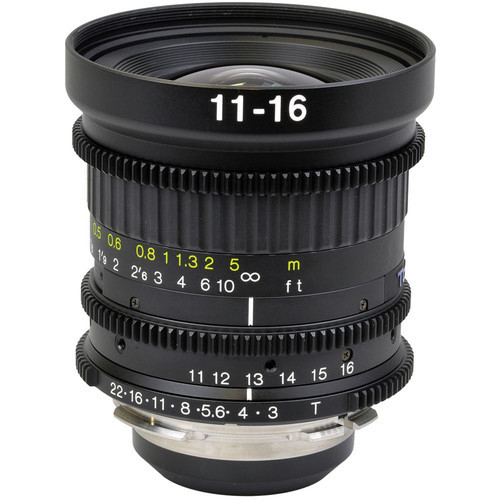 Tokina cinema 11 16mm t3.0 for pl mount