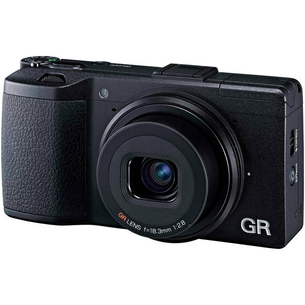 Ricoh 175843 gr ii digital camera 1159252