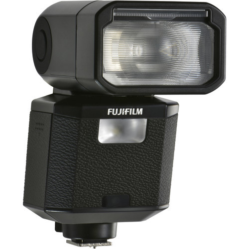 Fuji ef x500 flash
