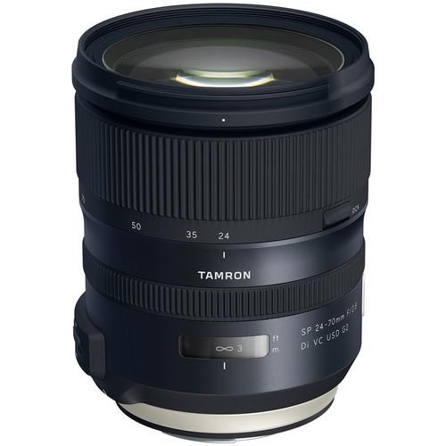Tamron 24 70mm f 2.8 sp di vc usd g2 for canon