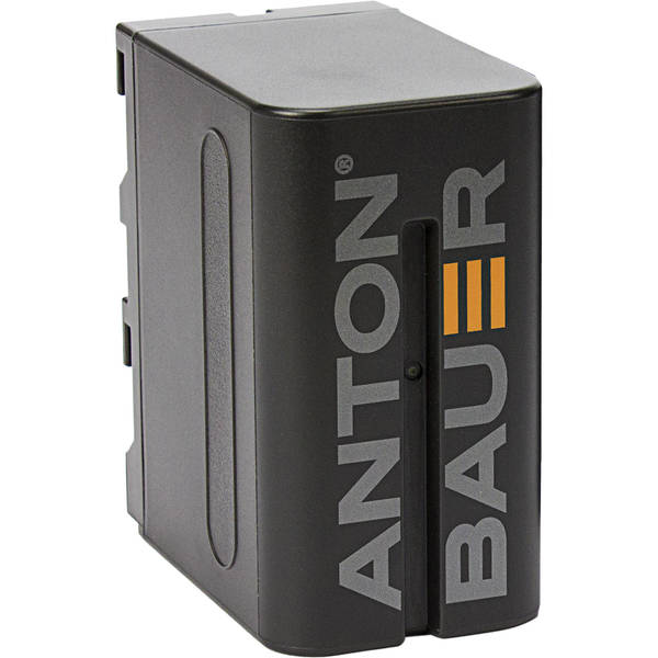Anton bauer np f976 7.2v  6600mah l series li ion battery   47wh %285 pack%29