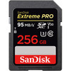 SanDisk SDXC 256GB Extreme Pro 95MB/s UHS-I U3 V30 Memory Card (Stock)