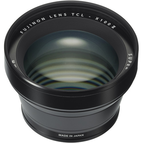 Fujifilm tcl x100 ii telephoto conversion lens