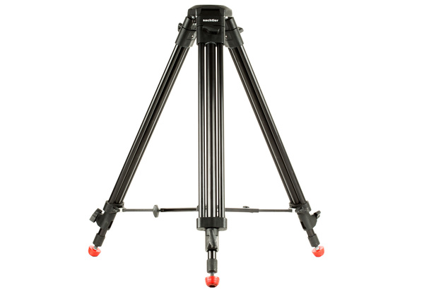 Sachtler da 75 l tripod with mid level spreader