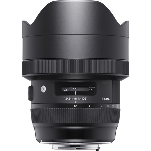 Sigma 12 24mm f 4 dg hsm art for canon