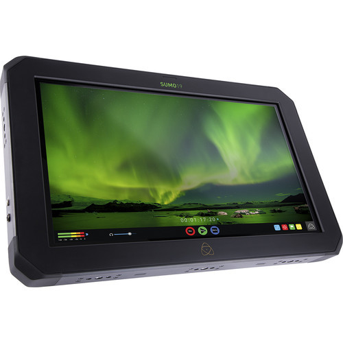 Atomos sumo 19%22 hdr high brightness monitor recorder
