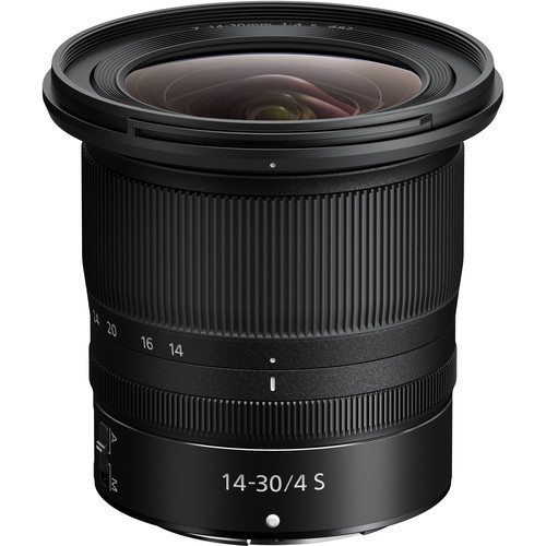 Nikon z 14 30mm f 4 s