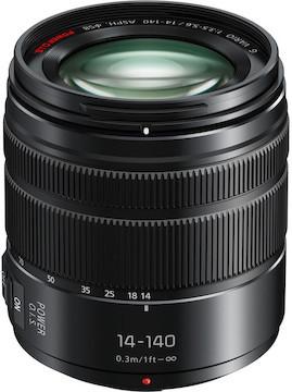 Panasonic 14 140mm f 3.5 5.6 power ois micro 4 3 lens