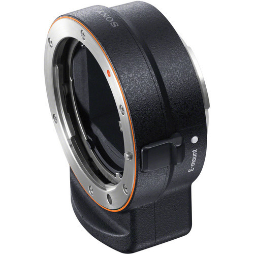 Sony laea3 a mount lens to e mount adapter