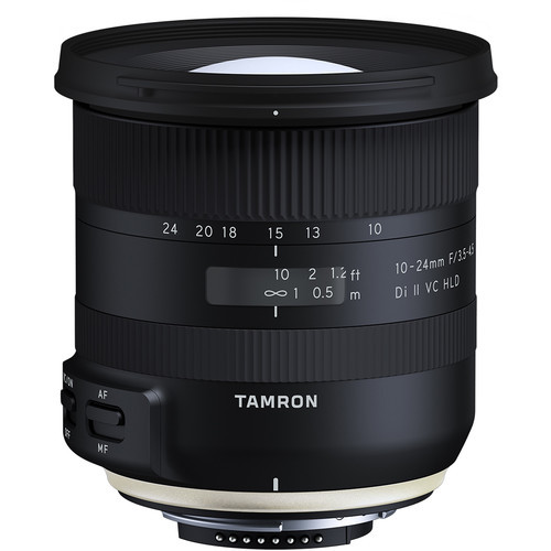 Tamron 10 24mm f 3.5 4.5 di ii vc hld for nikon
