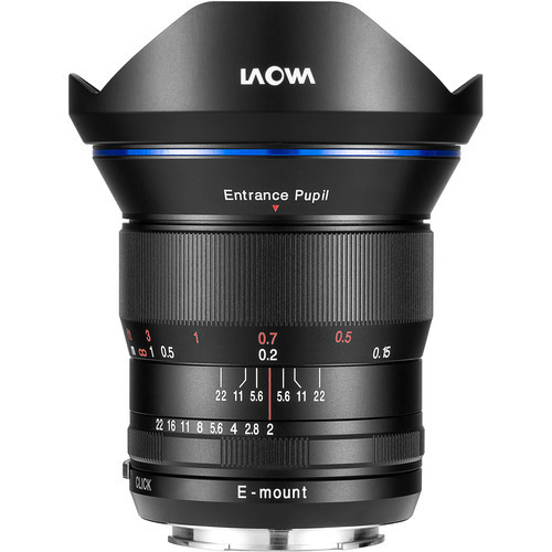 Venus optics laowa 15mm f 2 fe zero d for sony e