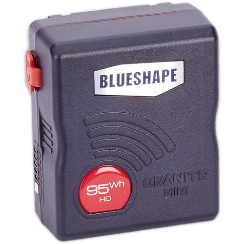 Blueshape granite mini 95wh gold mount battery
