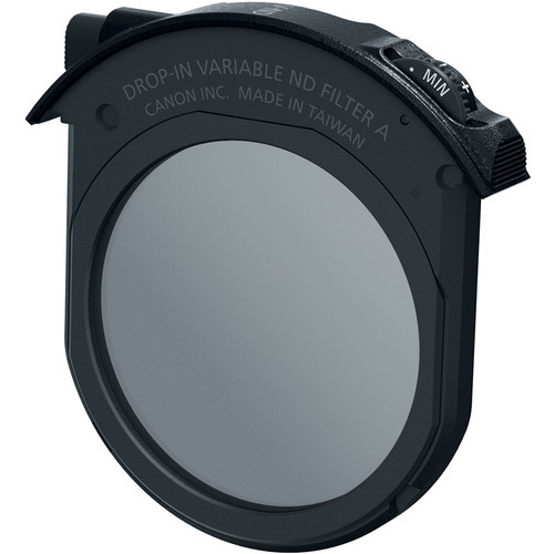 Canon drop in variable nd filter a