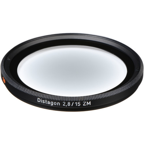Zeiss center filter for 15mm f 2.8 distagon t* zm lens   replacement