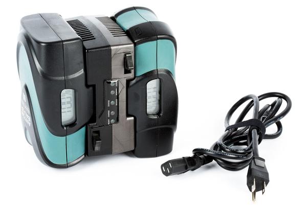 Anton bauer twin 60 power kit 3