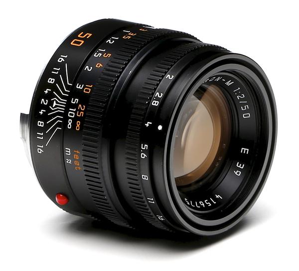 Leica 50mm f 2 summicron m
