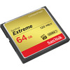 SanDisk 64GB Extreme CompactFlash Memory Card