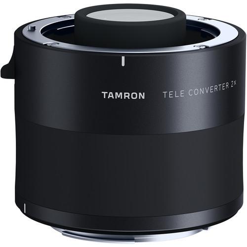 Tamron 2.0x teleconverter for canon
