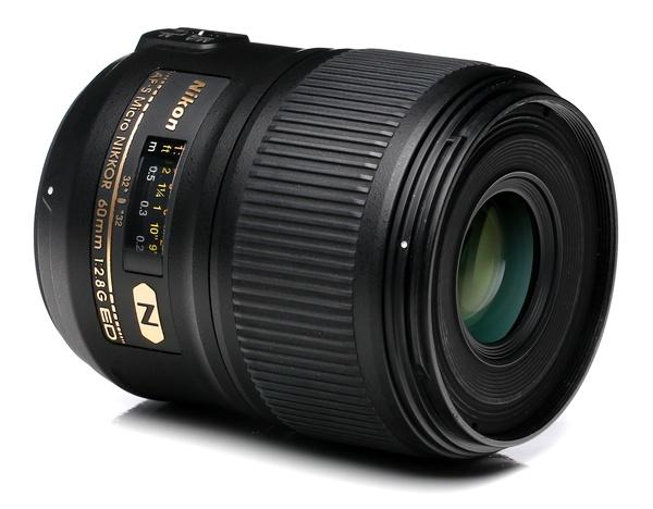 Nikon 60mm f 2.8g ed af s macro