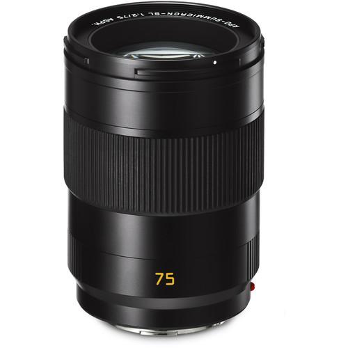 Leica 75mm f 2 apo summicron sl asph
