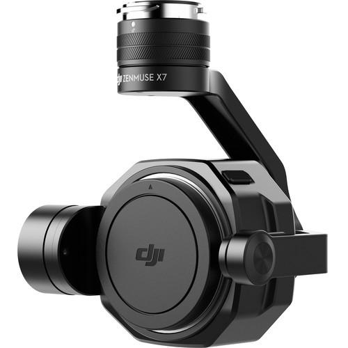 Dji zenmuse x7 camera and 3 axis gimbal