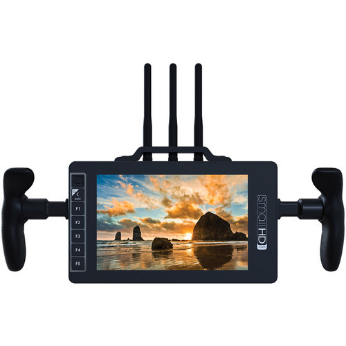 Smallhd 7 inch 703 bolt v mount directors monitor