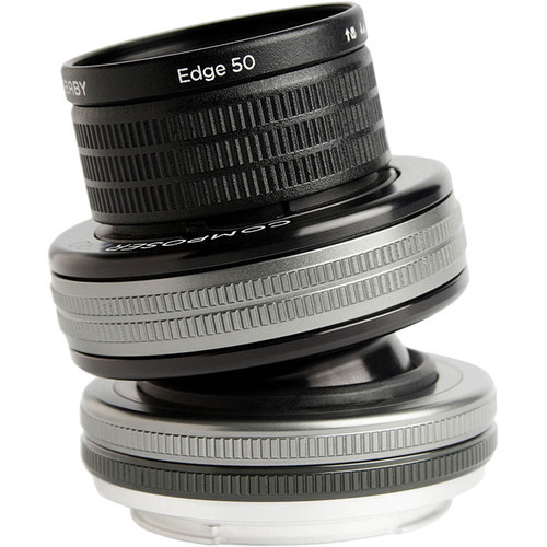 Lensbaby composer pro with edge 50 optic for canon