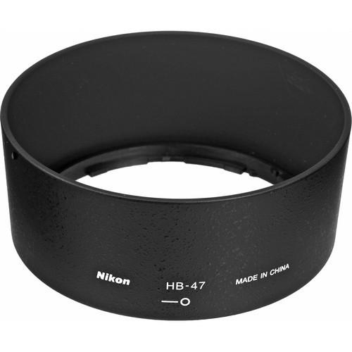 Nikon hb 47 lens hood
