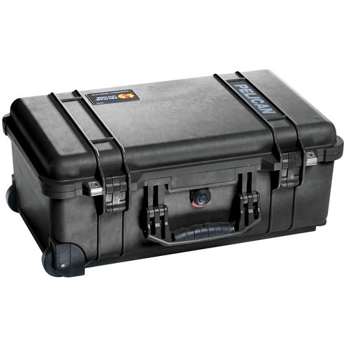Pelican 1510nf carry on case