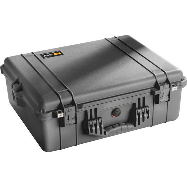 Pelican 1600 001 110 1600 case without foam 182969