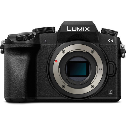 Panasonic lumix dmc g7 micro four thirds camera
