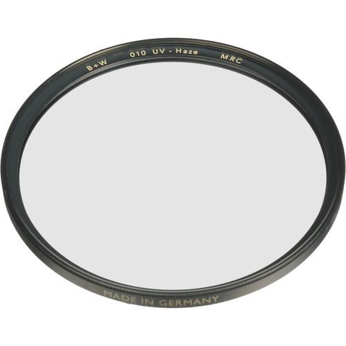 B w 82mm uv haze mrc 010m filter