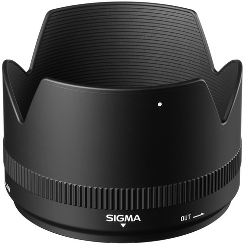 Sigma lh850 03 hood